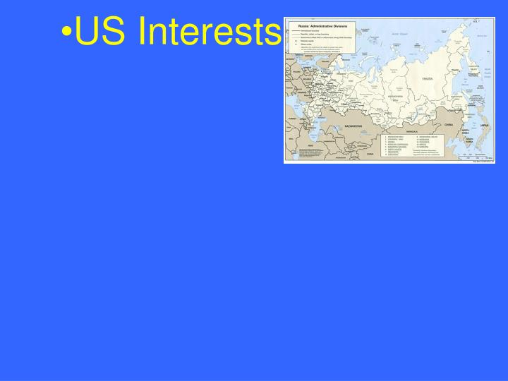 US Interests