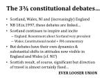 the 3 constitutional debates