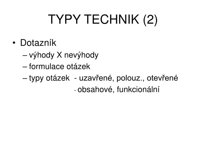 TYPY TECHNIK (2)
