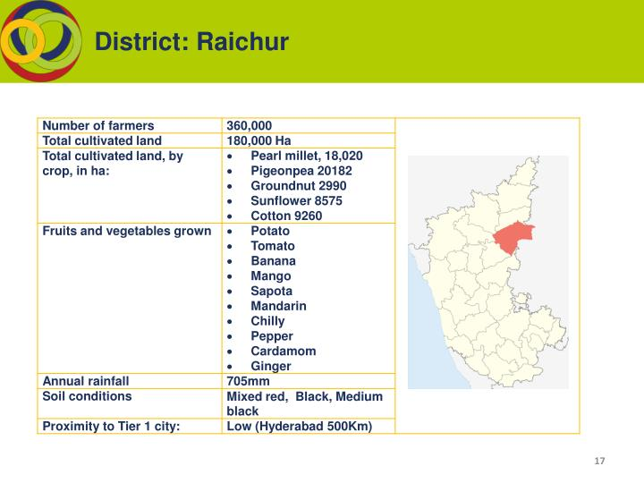 District: Raichur