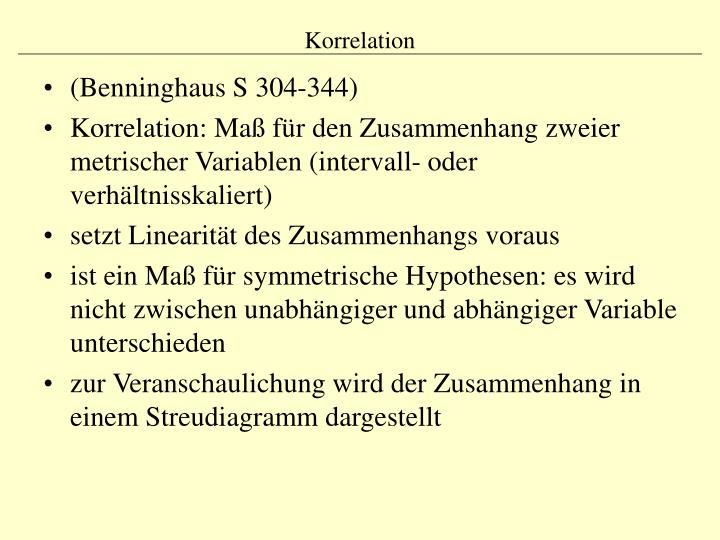(Benninghaus S 304-344)