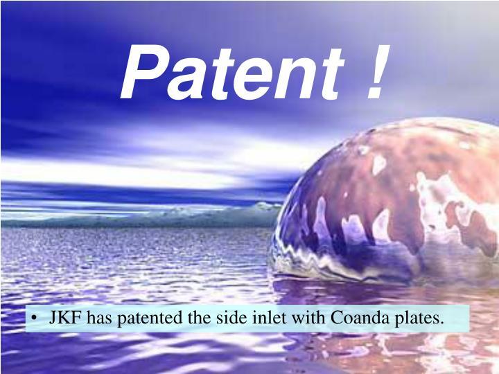 Patent !