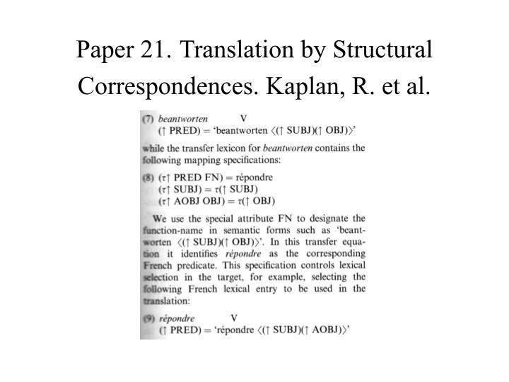 Paper 21.