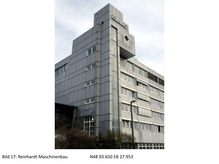 Bild 17: Reinhardt MaschinenbauN48 03.650 E8 27.953