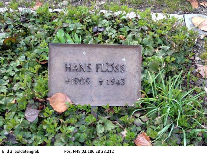 Bild 3: Soldatengrab Pos: N48 03.186 E8 28.212