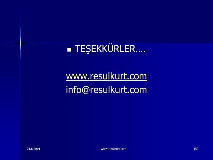 TEEKKRLER.