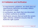 4 9 validation and verification