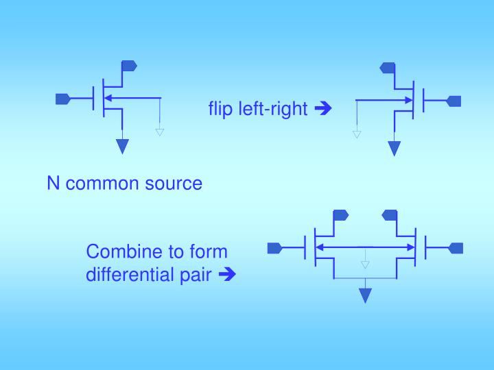 flip left-right