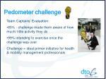 pedometer challenge4
