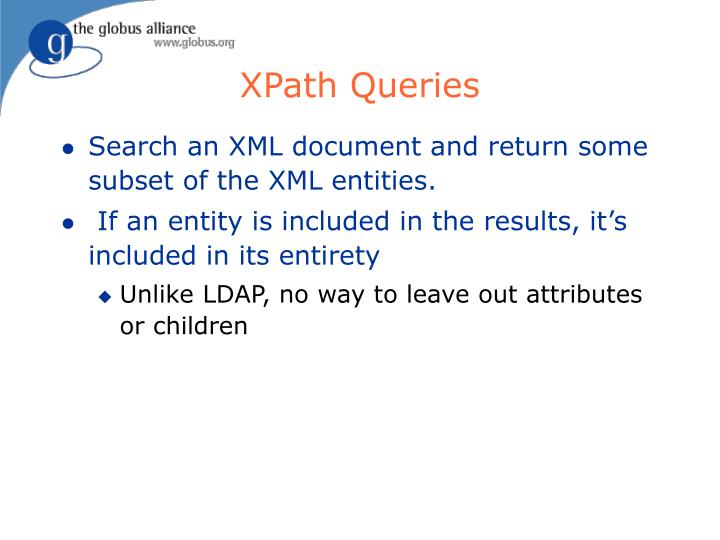 XPath Queries
