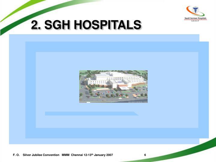 2. SGH HOSPITALS