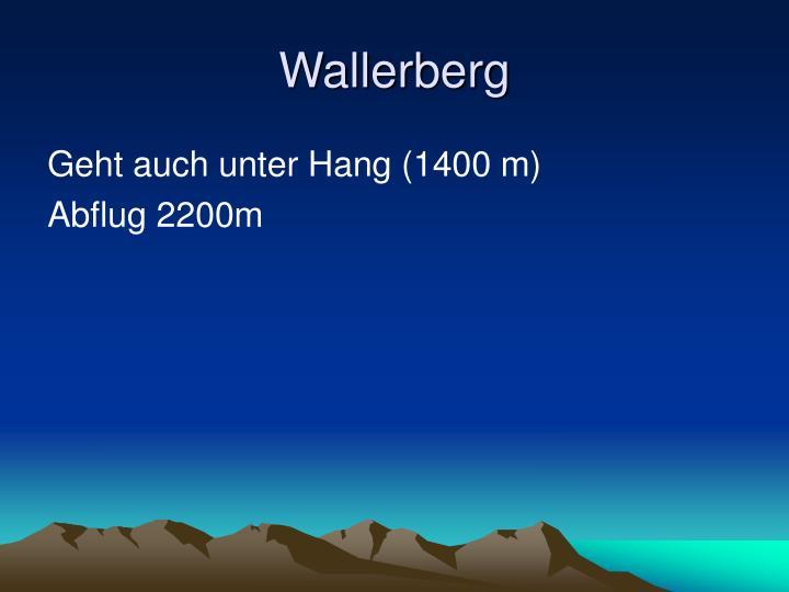 Wallerberg