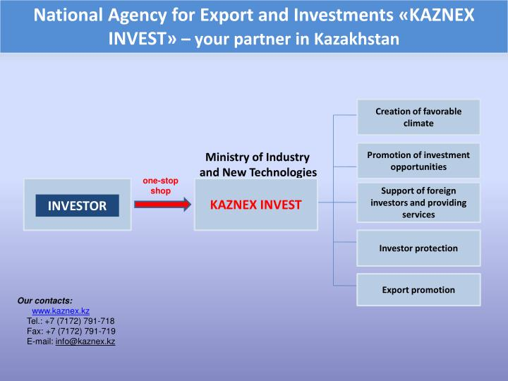 National Agency for Export and Investments