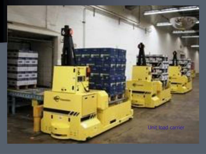 Unit load carrier