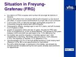 situation in freyung grafenau frg