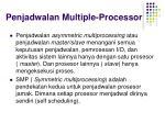 penjadwalan multiple processor1