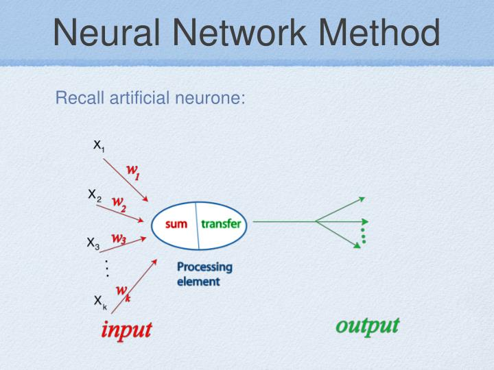 Neural Network Method