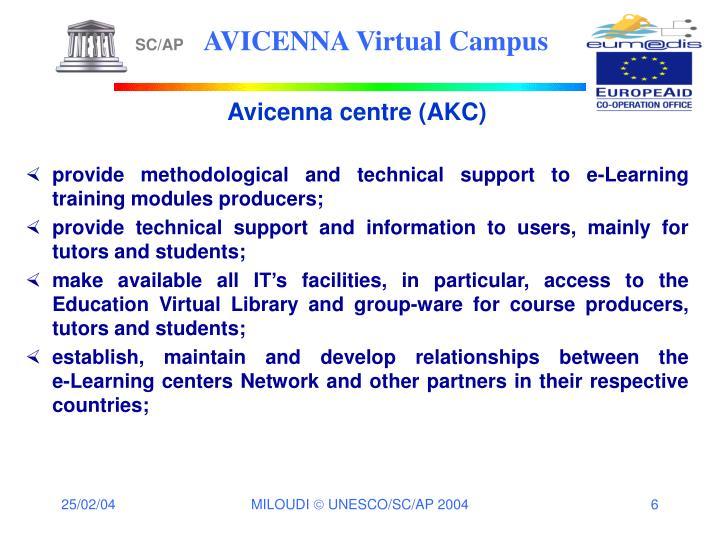 Avicenna centr