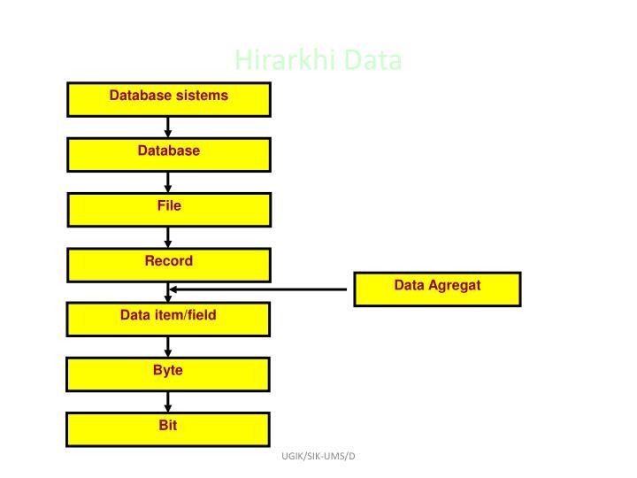 Data Agregat