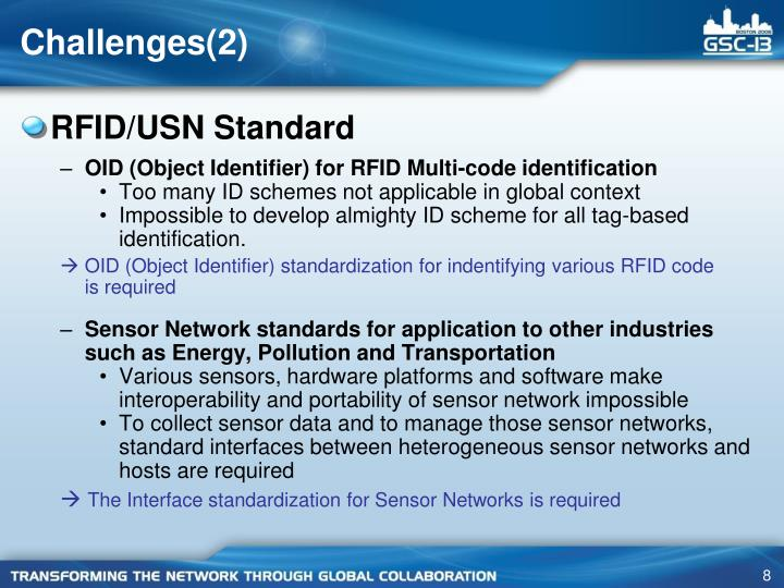 Challenges(2)