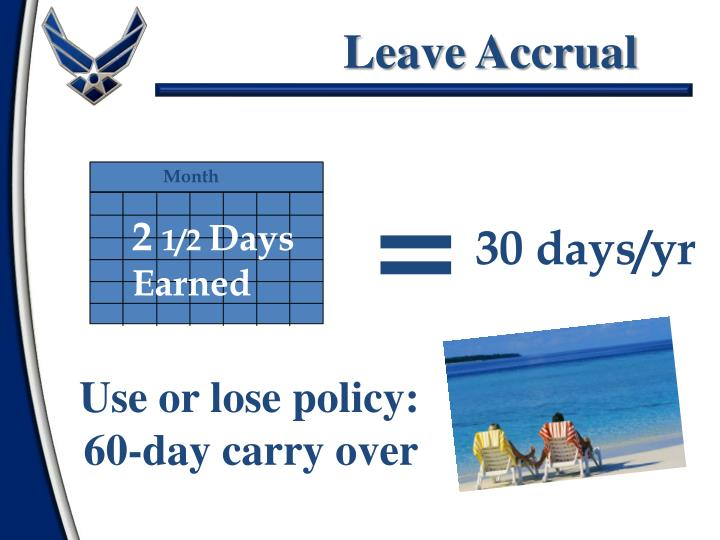 Leave Accrual