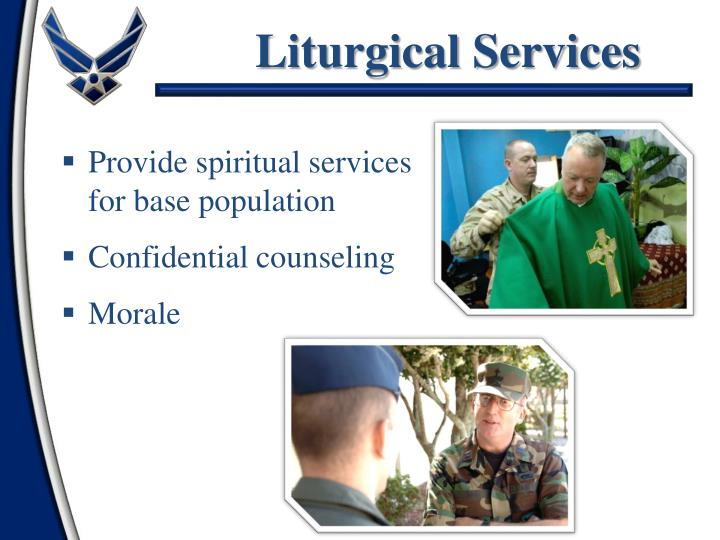 Liturgical Services