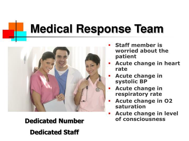 Medical Response Team