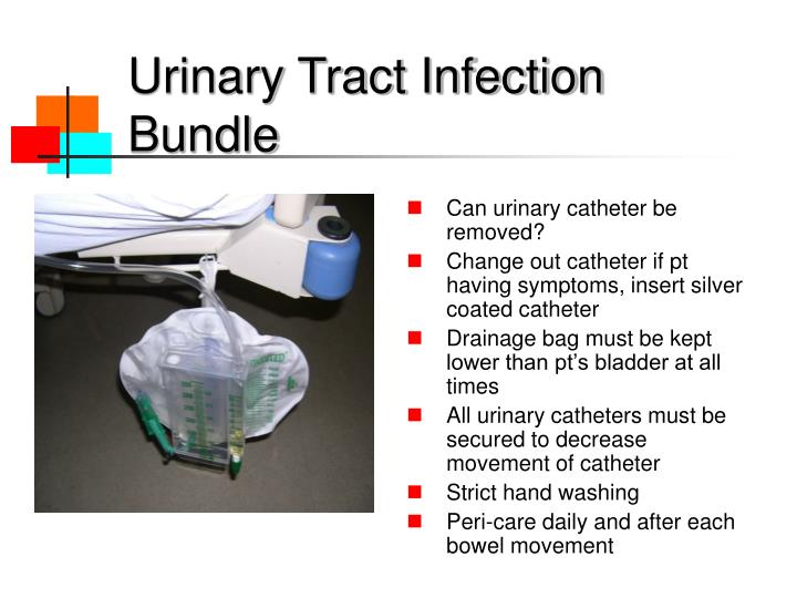 Urinary Tract Infection Bundle