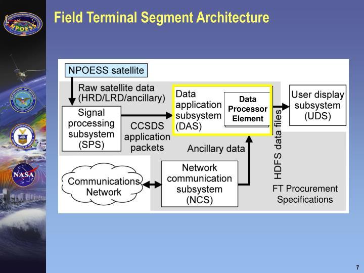 Field Terminal Segment Architecture