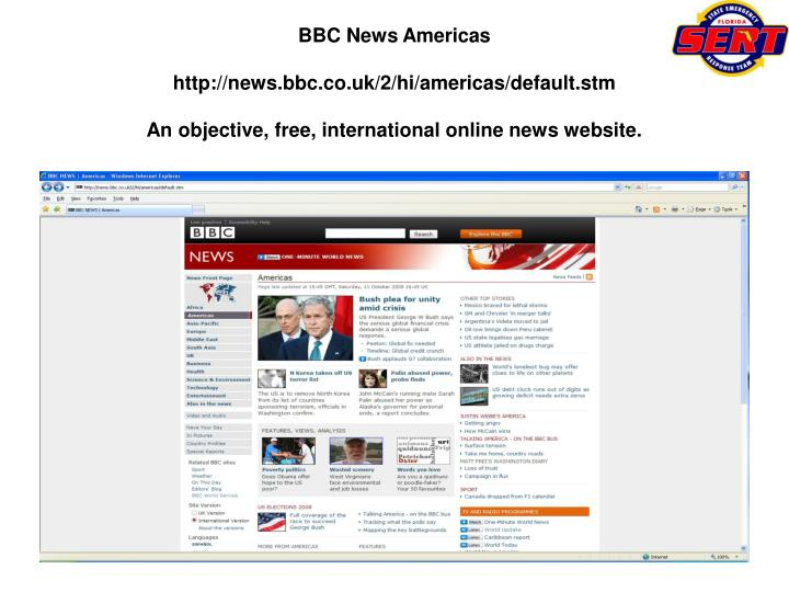 BBC News Americas