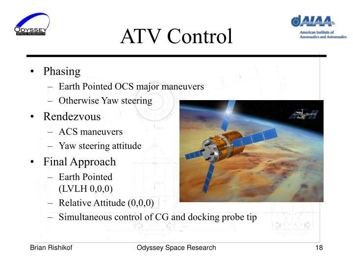 ATV Control