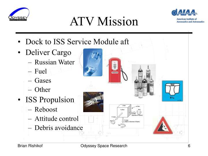 ATV Mission