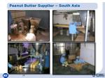 peanut butter supplier south asia