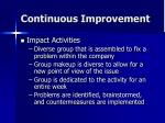 continuous improvement1