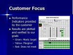 customer focus1
