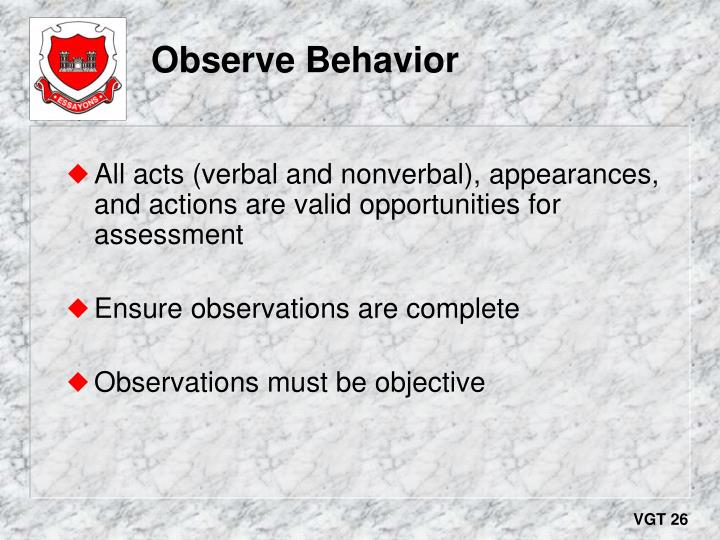Observation & Reflections by a Trainee Teacher | Teaching ...