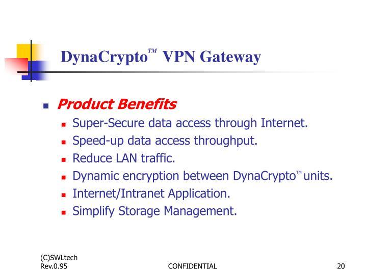 DynaCrypto