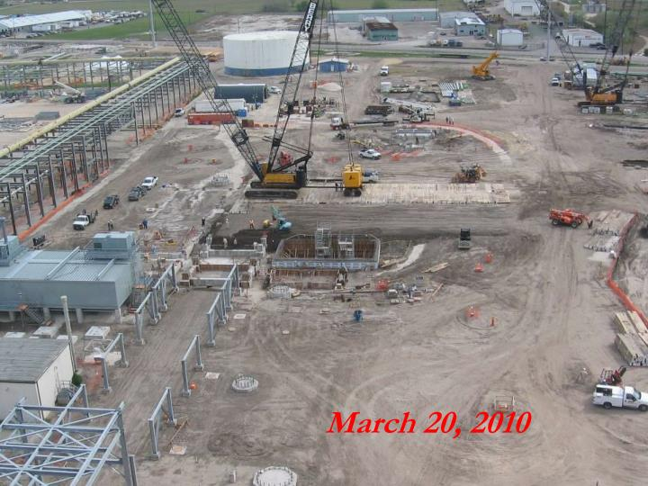 March 20, 2010