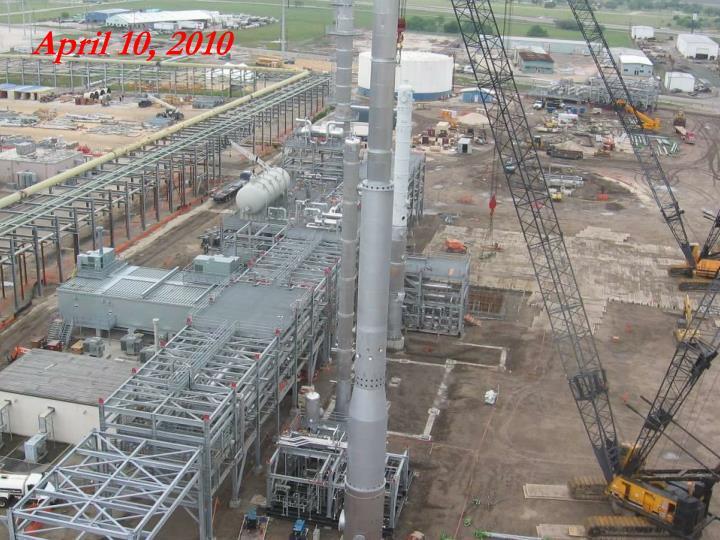April 10, 2010