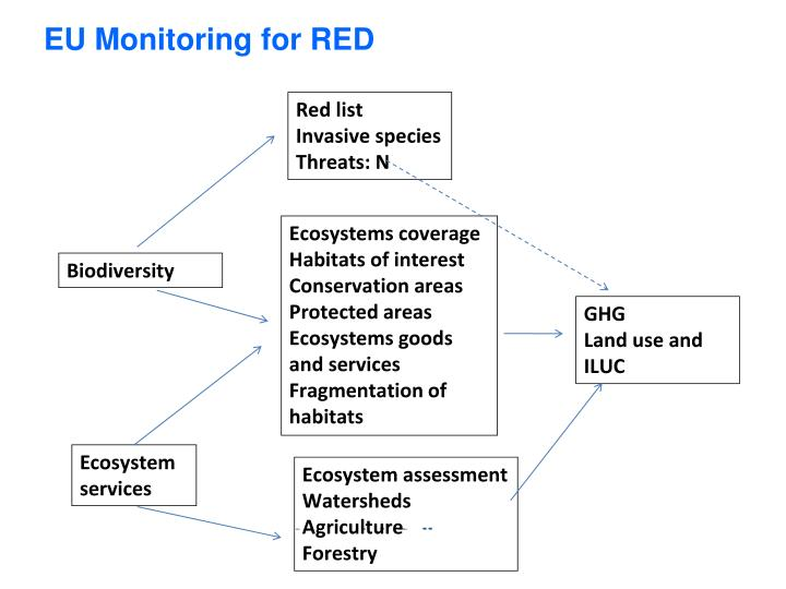 EU Monitoring for RED