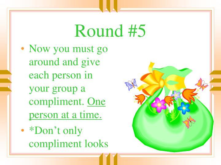 Round #5