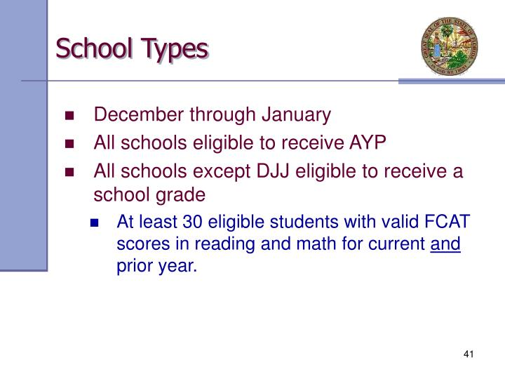 School Types