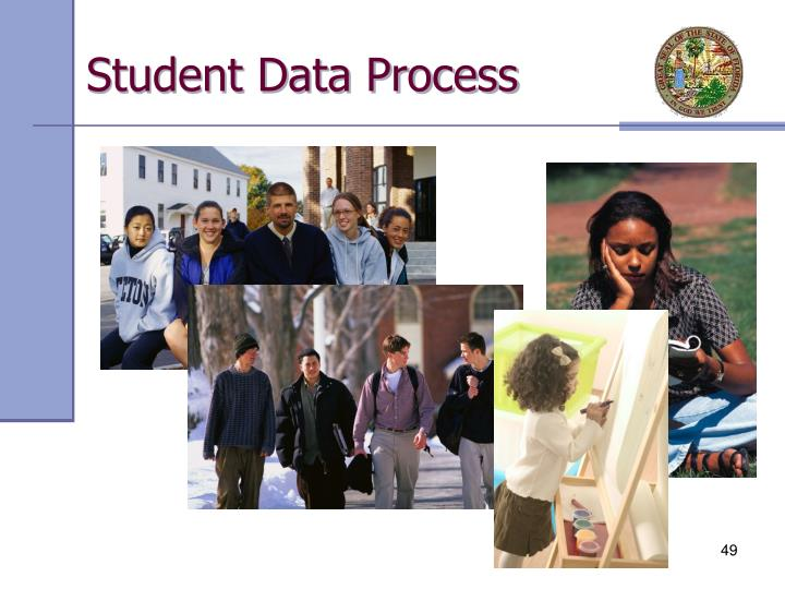 Student Data Process