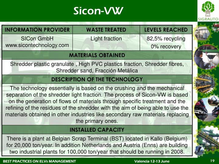 Sicon-VW