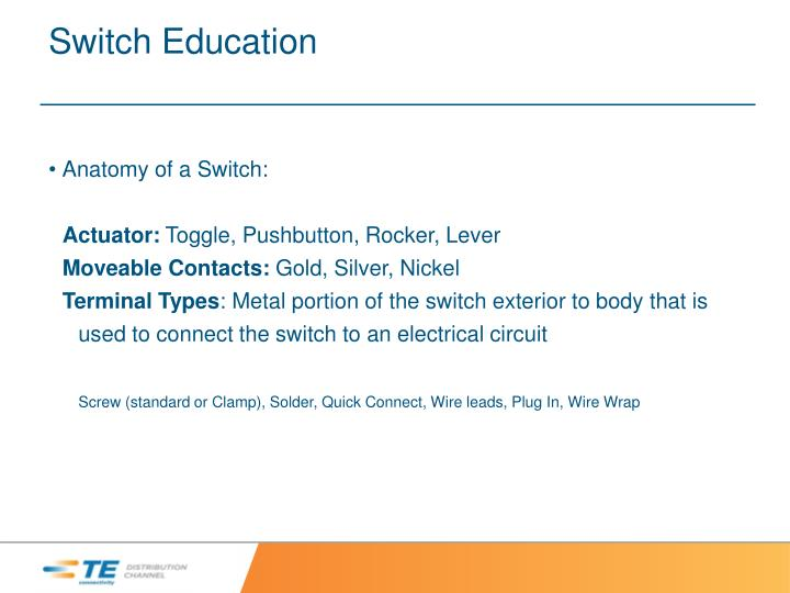 Switch Education