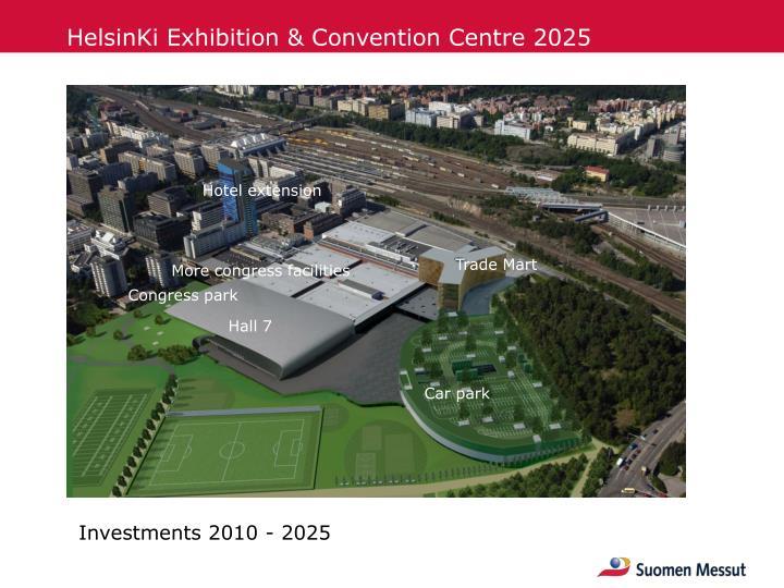 HelsinKi Exhibition & Convention Centre 2025