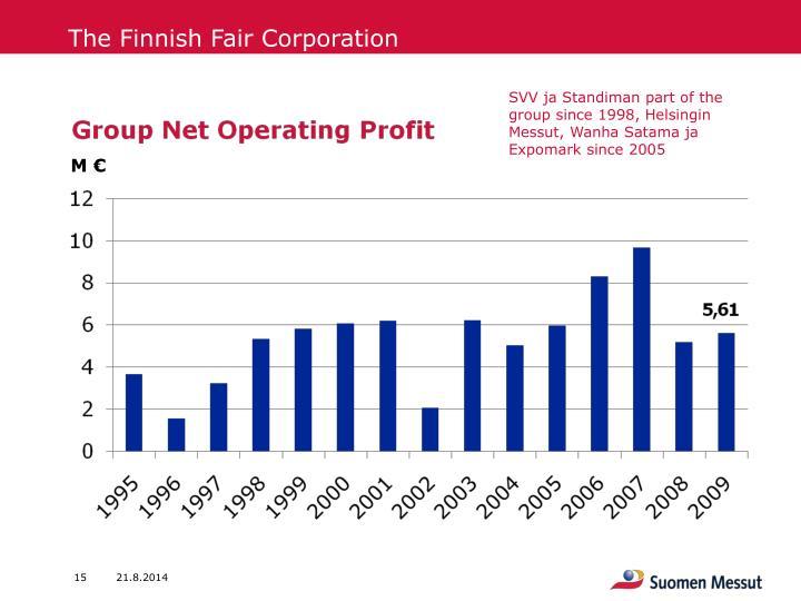 The Finnish Fair Corporation