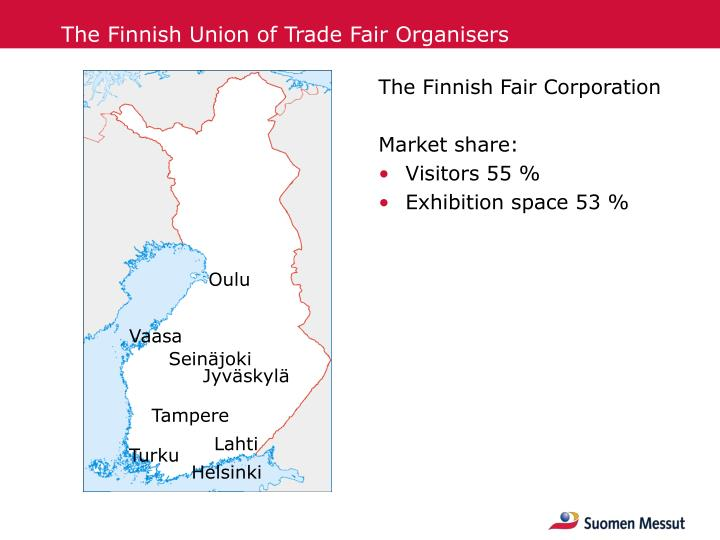 The Finnish Union of Trade Fair Organisers