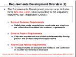 requirements development overview 2