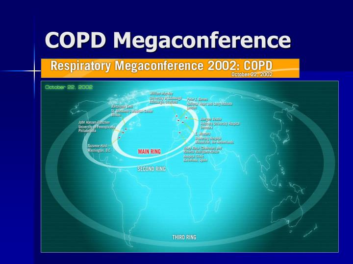 COPD Megaconference